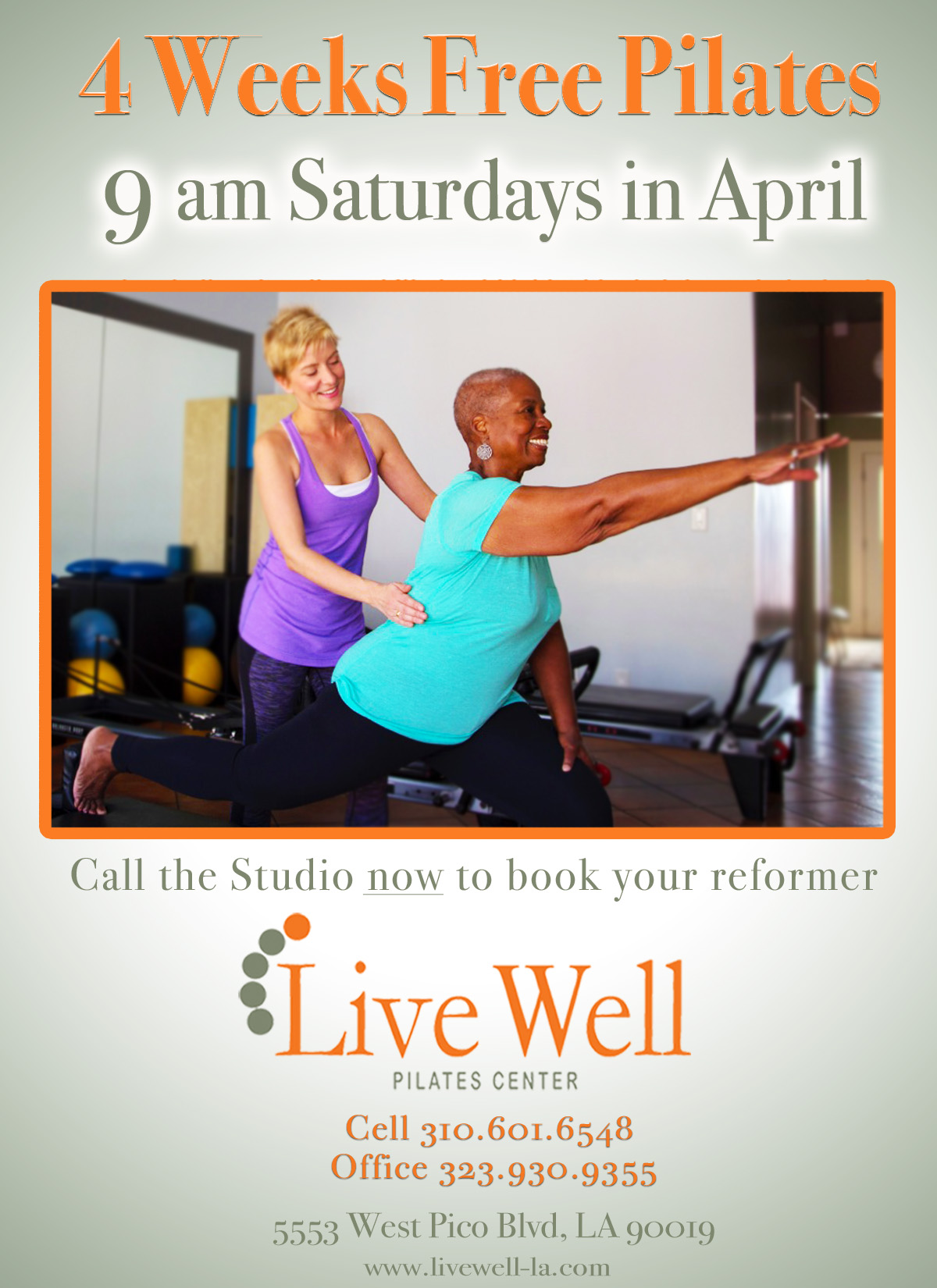 Jo-Anne Pilates April