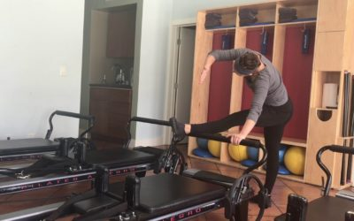 Reformer Bar – Stretch Series