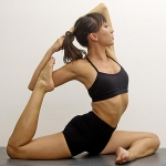 pilates and stretch